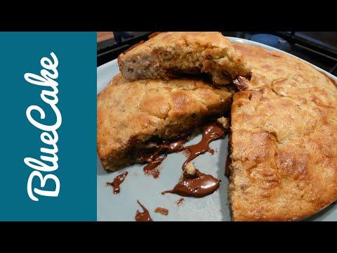 comment-faire-un-gâteau-banane-chocolat-facile
