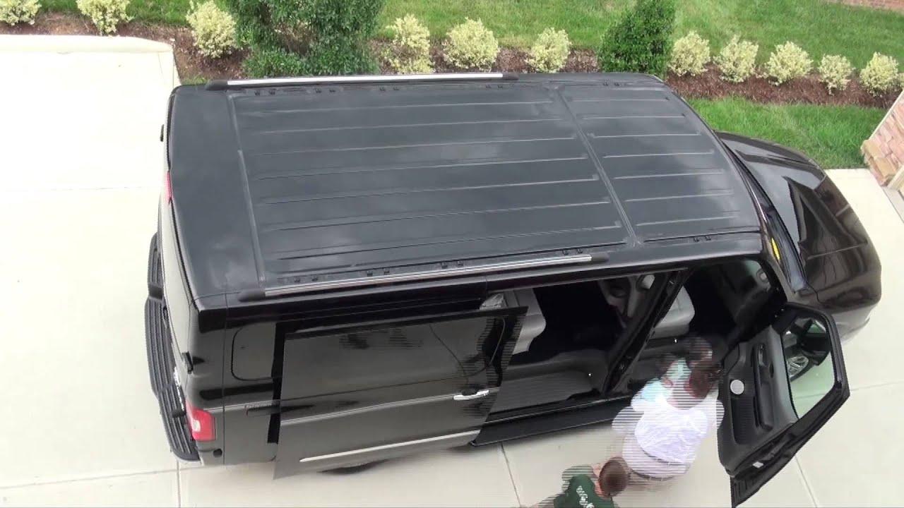 Scott Clark Nissan Presents 2012 Nissan Nv Conversion Van Youtube