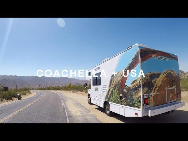 Coachella + USA | A Good Direction