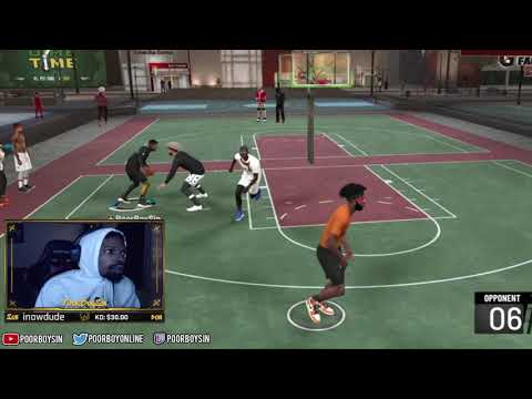 99 OVERALL HACKER AMBUSH! 99 OVERALL WAS HACKED AND HIS HACKER COMES TO PLAY ME! LIONS DEN! #NBA2K19