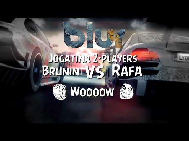 Blur - Jogatina Cooperativa (Brunin gameplay)