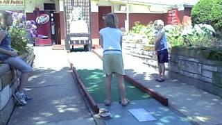Bunny Hutch Mini Golf 8/9/2011 11