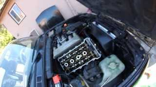 BRO Stripes Every Single Bolt on BMW M42 Valve Cover FAIL