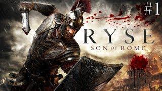 Ryse Son Of Rome (4K) - Walkthrough Part 1: The Beginning