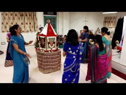 Navratri at Telford Temple - 2016 - VID 20161001 210058