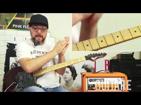 Guitare Xtreme Magazine # 87 - Jean Fontanille - Utilisez les guide-tones sur une grille modulante
