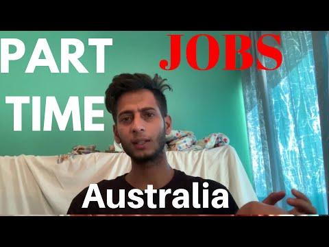 Part Time Jobs In Australia !Punjabi Student