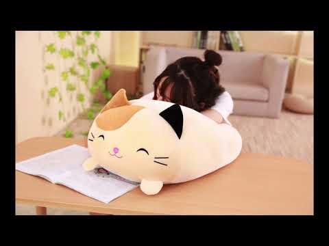 Haliwe - Comfy Cartoon Pillow