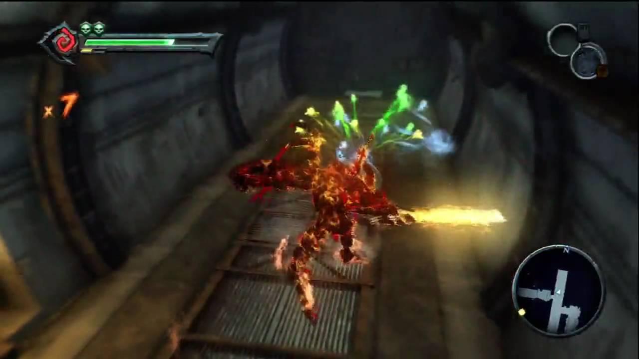 Darksiders Walkthrough Episode 21: Chaos Form - YouTube