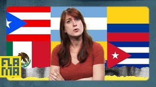 Baixar Types of Spanish Accents - Joanna Rants