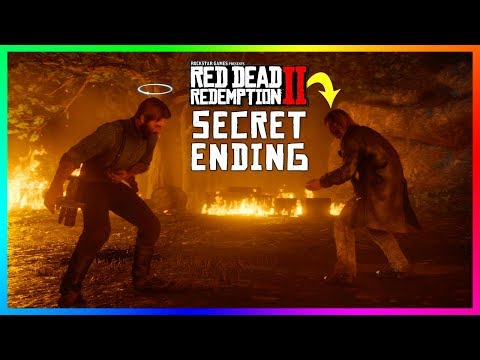 What Happens If Arthur Doesn't Attack Micah While Taking Dutch's Money In Red Dead Redemption 2? thumbnail