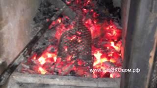 Печь на воде. Горение воды в купольных печах www.разЭКОдом.рф