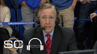 Brent Musburger Reflects On Hall Of Fame Career   SC With SVP   Febraury 2, 2017