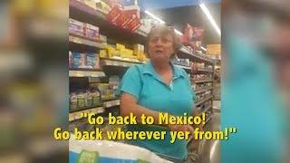 Walmart Shopper Goes On RACIST RANT In Arkansas | What's Trending Now!