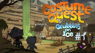 Гоблины на льду ☀ Costume Quest - Grubbins On Ice Прохождение игры 1