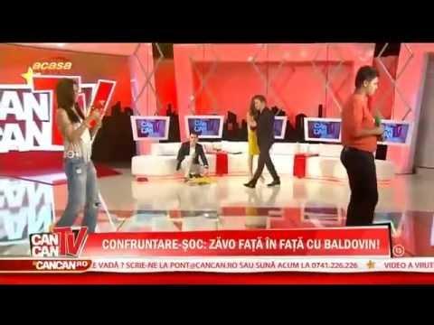 Marius Baldovin -''Toata viata am cantat'' la emisiunea ,,CanCanTV de pe AcasaTV