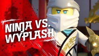 Monastery of Spinjitzu – Ninja vs. Wyplash the Skulkin General – LEGO NINJAGO – 70670