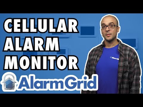 What Is Cellular Alarm Monitoring