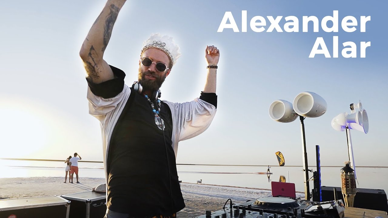 Download Alexander Alar - Live @ WAVE / Pink Lake, Spot Guide Home Spot, Ukraine / Progressive House Mix