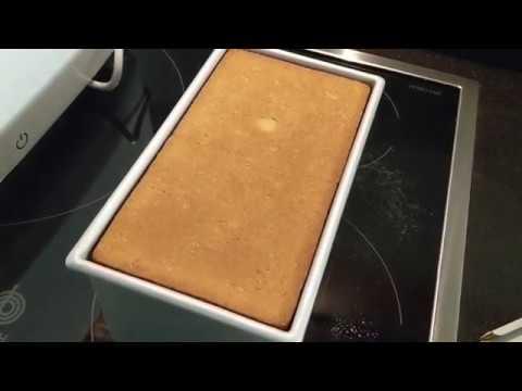 Pan de molde hecho íntegramente en panificadora de Lidl