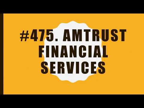 #475 AmTrust Financial Services|10 Facts|Fortune 500|Top companies in United States