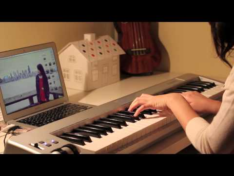 Safe And Sound - Taylor Swift ft. The Civil Wars - Piano/Singing Cover
