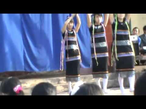 """Văn nghệ lớp 11B1 THPT C Hải Hậu khoá 2009 - 2012 dự thi """"Giai điệu tuổi hồng"""" 1a"""