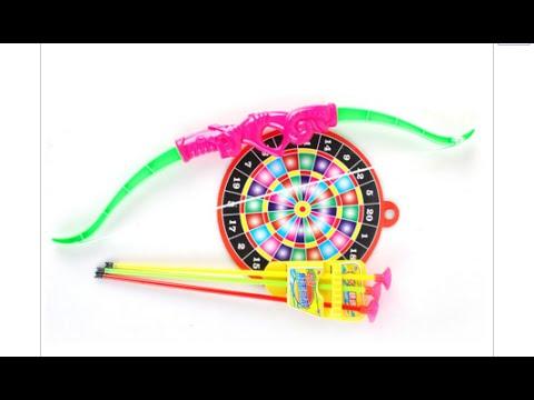 Набор игрушек. Лук и стрелы
