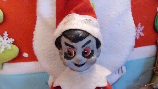 Elf on the Shelf: Coal for Christmas!