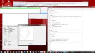 Lazarus IDE Komponente TPaintBox mit  Canvas Zeichnen