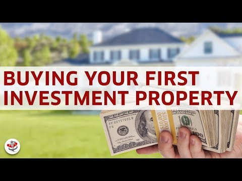 BUYING YOUR FIRST INVESTMENT PROPERTY (Introduction to Inves