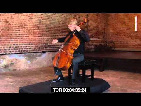 Kodály Sonata op. 8 for Cello solo, 1st mov, Julian Steckel (2008)
