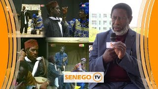 Lamine Ndiaye joué na rôle Gordjiguene ta donumako