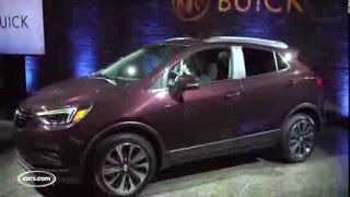2017 Buick Encore - First Look