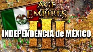 AGE of EMPIRES 3 - REVOLUCIÓN LEGENDARIA con MÉXICO