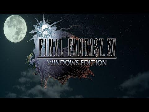 Final Fantasy XV - GTX 1070 laptop MSI GE73 8RF | Highest setting |