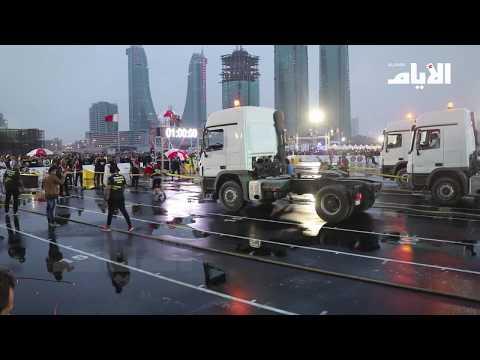 القفاص «وحش البحرين»: الا?وزان طبيعية جداً وليست صعبة  - نشر قبل 2 ساعة