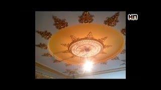 видео Натяжной потолок дизайн, достоинства, применения в различных помещениях