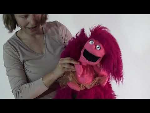 Der kleine Angsthase - Emotionalkoerper-Therapie als Puppenspiel