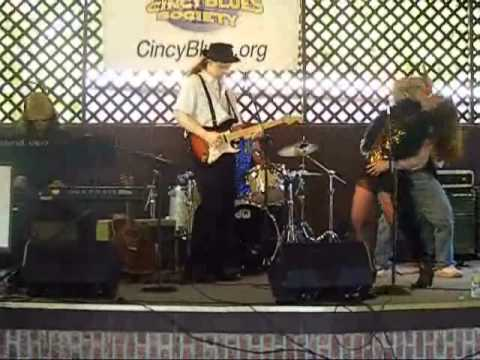 Misty Nights by the Blue Shivers @ Cincinnati Blues Challenge