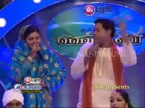 Asianet Mailanchi Mappila Pattukal (Farisha & Asif) 20_8_2011 - YouTube.flv
