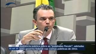 Governo aumentou despesas não obrigatórias por conta das eleições, aponta procurador Júlio Oliveira