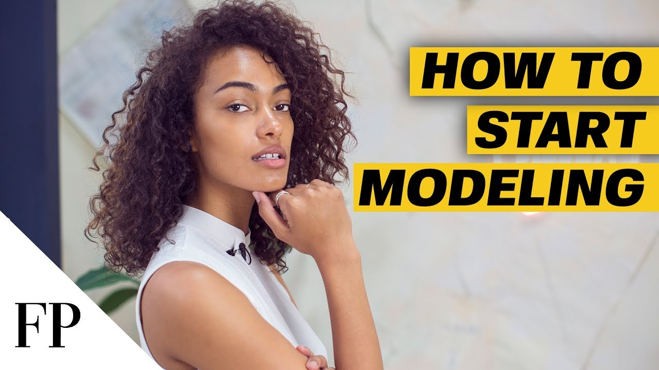 HOW I BECAME A MODEL + HOW TO FIND AN AGENT [4K]