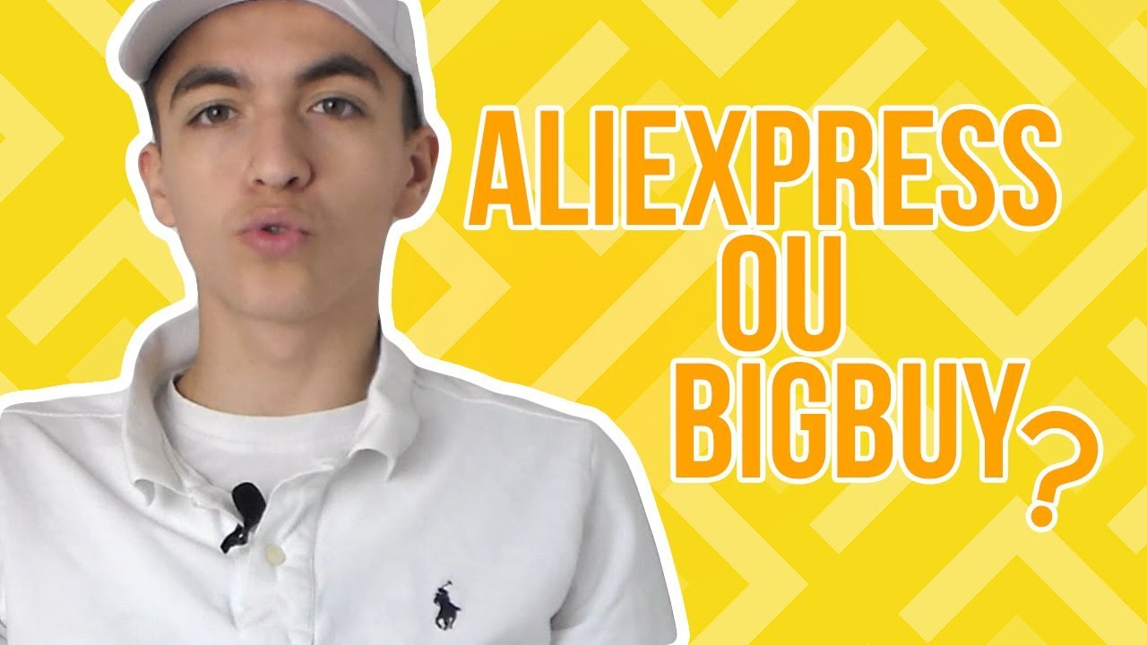 Dropshipping : AliExpress ou BigBuy ?