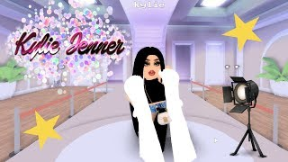 STORYTIME!! I WAS BEST FRIENDS WITH KYLIE JENNER UNTIL... (Roblox Story*Celeb editon)
