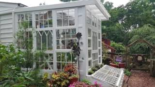 MG Minute  Create a Greenhouse from Salvaged Windows