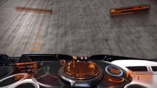 Elite Dangerous: Mining outfitting for a large ship