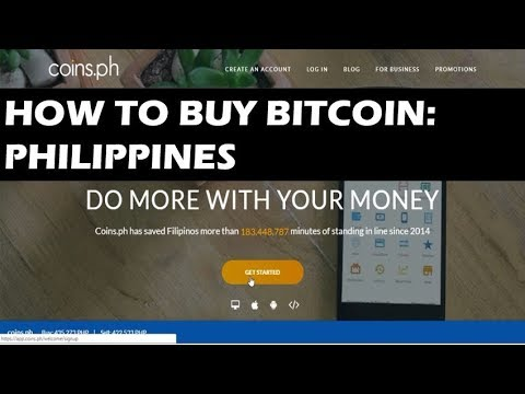 How to buy BITCOIN if you're in the PHILIPPINES (Step By Step)