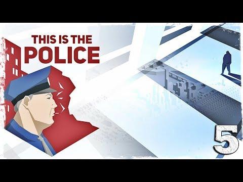 Смотреть прохождение игры This is the Police. #5: Рандомные неприятности.