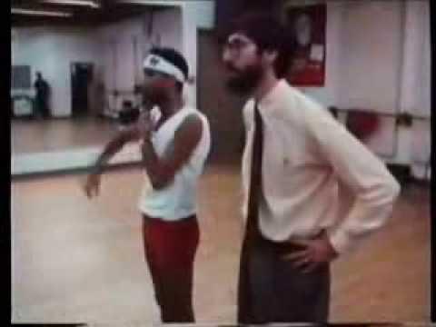 Michael Jackson - Thriller Making of - part 1 ( rehearsal )